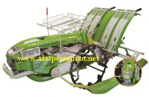 Mesin Tanam Padi Rice Transplanter