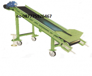mesin conveyer veeder