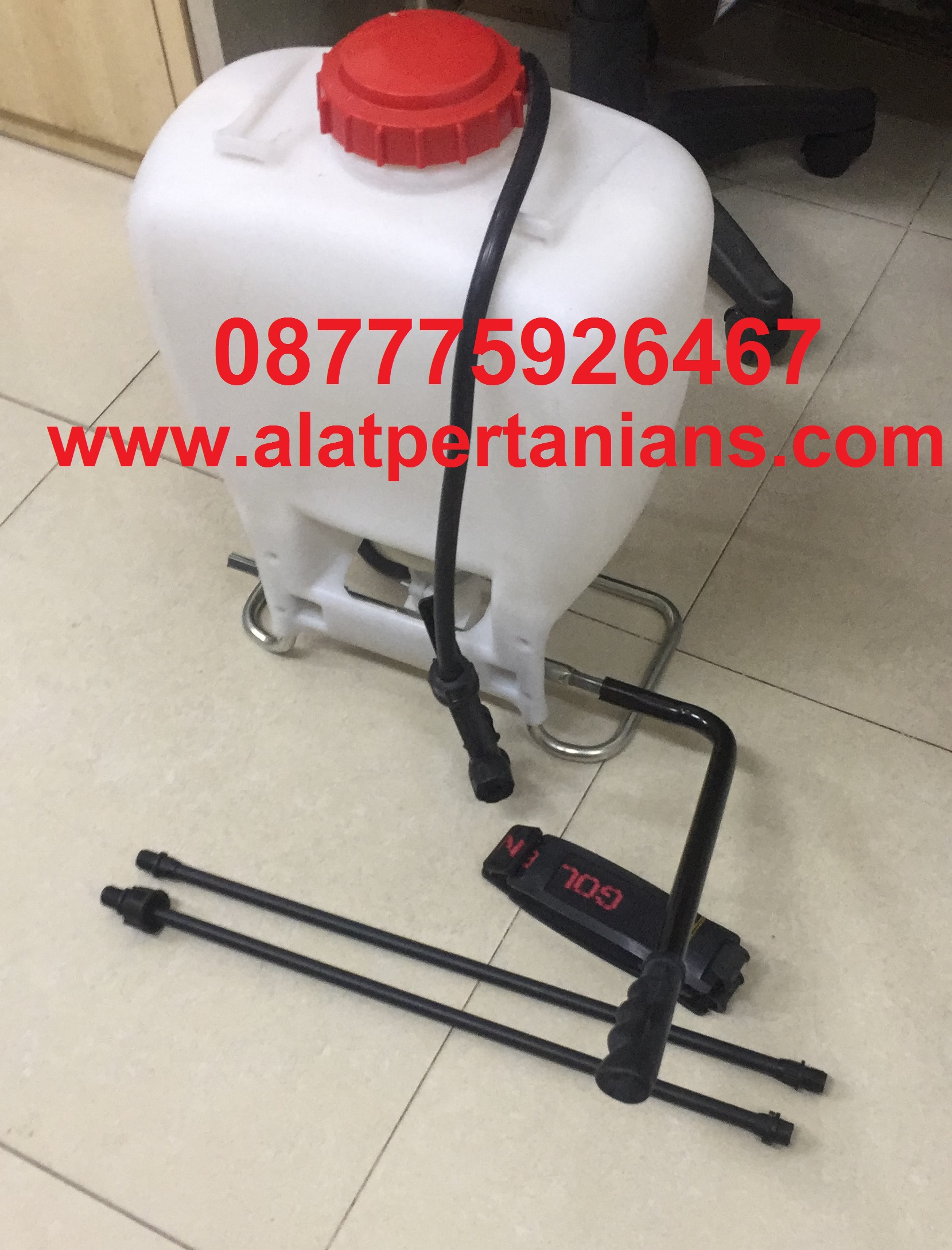Alat Sprayer Manual